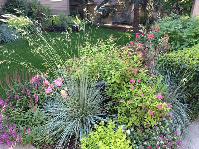 Landscape And Gardening Projects 2017 Robin S Gardens Calgary